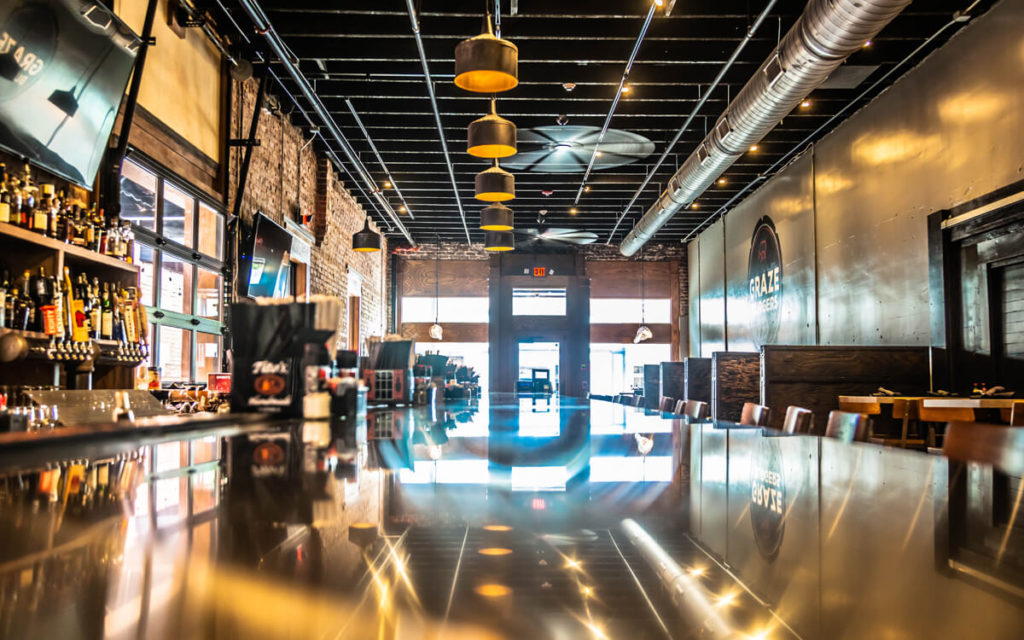 Graze Burgers Downtown Sevierville by Compass Ventures