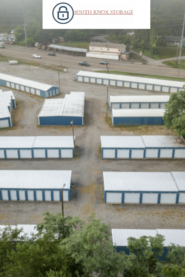 South Knoxville Storage in East Tennessee
