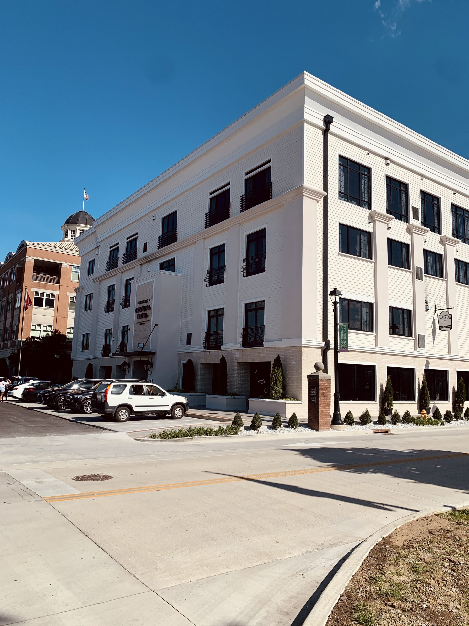 Overnight rentals in Downtown Sevierville