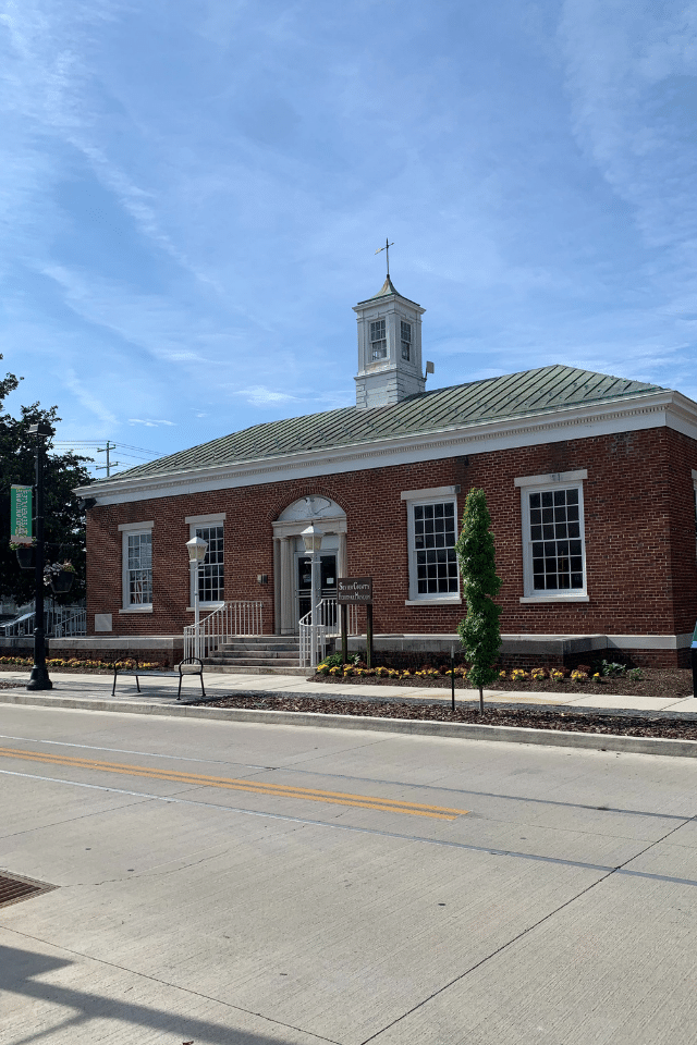 historic downtown sevierville heritage museum art