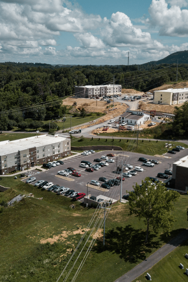 Apartment Housing Developments East Tennessee by Compass Ventures